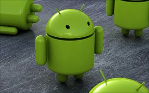 Android Logo in 3D